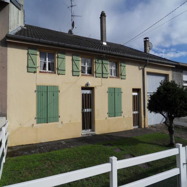 Offres de vente Maison Vittoncourt 57580